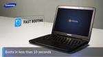 Samsung Chromebook - prezentacja notebooka