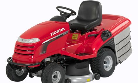 Honda HF 2417 HME - wysokiej jakości kosiarka traktorowa