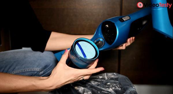 Czyszczenie Philips PowerPro Aqua 3w1 FC6404/01