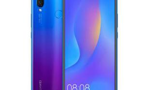 Huawei P Smart+ (iris purple)