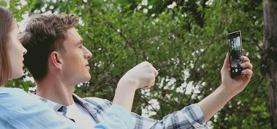 Air Gesture pozwolą na kontrolę telefonem nawet, gdy ten jest od nas oddalony
