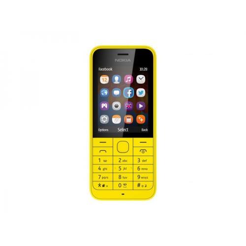 Nokia 220 DualSim żólty