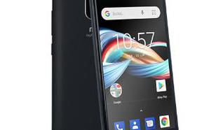 myPhone Fun 6 Lite (czarny)