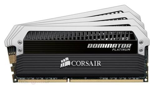 Corsair DDR3 DOMINATOR Platinium 32GB/1866 (4*8GB) CL10-11-10-30
