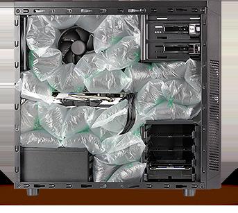 Jak zapakowany jest komputer z Morele.net