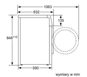 Siemens WM14T66EPL iQ500 iSensoric
