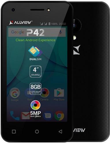 AllView P42 8GB Czarny