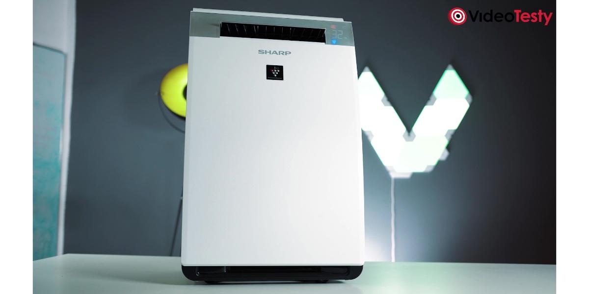 SHARP KI-G75EUW - oczyszczacz powietrza premium