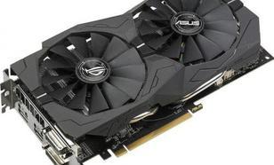 Asus Radeon RX 570 STRIX, 4GB GDDR5 (256 Bit) HDMI, 2xDVI-D, DP, BOX (ROG-STRIX-RX570-4G-GAMING)