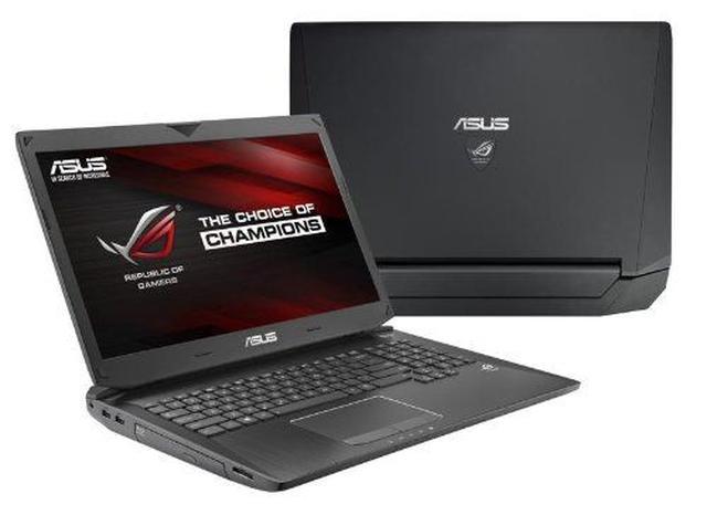 Asus ROG G750JZ - notebooka dla zapalonych graczy