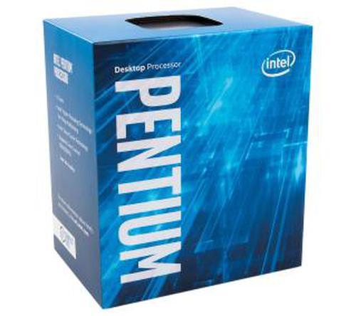 Intel Pentium G4600 3,6GHz 3MB Box