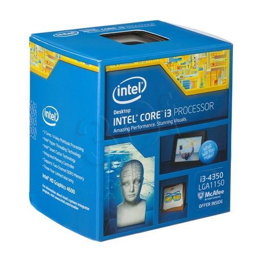 CORE i3 4350 3.6GHz LGA1150 BOX