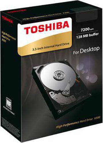 Toshiba X300 Performance 3.5 Pro 5TB