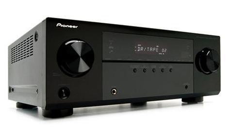Pioneer VSX-521 - amplituner w systemie 5.1 o najwyższej jakości