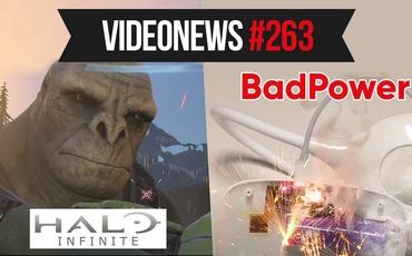 Gry na Xbox Series X, BadPower, muzyka do mózgu - VideoNews #263