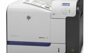 HP LJ Entrprise 500 color M551n CF081A