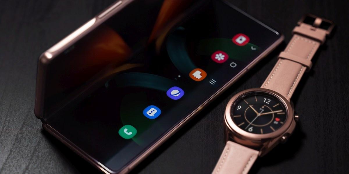 Samsung Galaxy Z Fold 2 zadziała z akcesoriami Samsunga