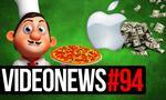 Pizza z Drukarki, Problemy Switcha i Dominacja Apple! - VideoNews #94