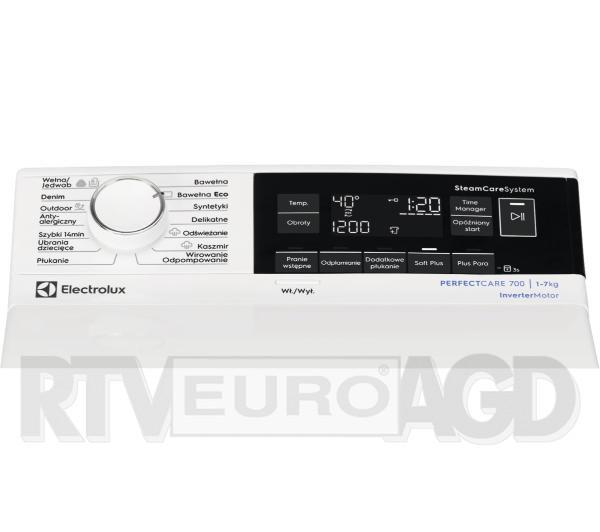 Electrolux EW7T3372SP PerfectCare 700
