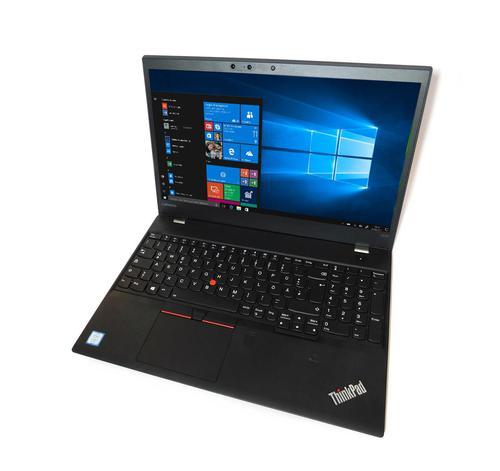 """Lenovo ThinkPad T570 i7-7500U 15,6""""Matt4K IPS 16GB DDR4 SSD512 HD620"""
