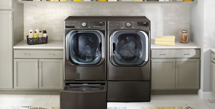 Nowa pralka LG na CES 2020 - Sama się zdiagnozuje