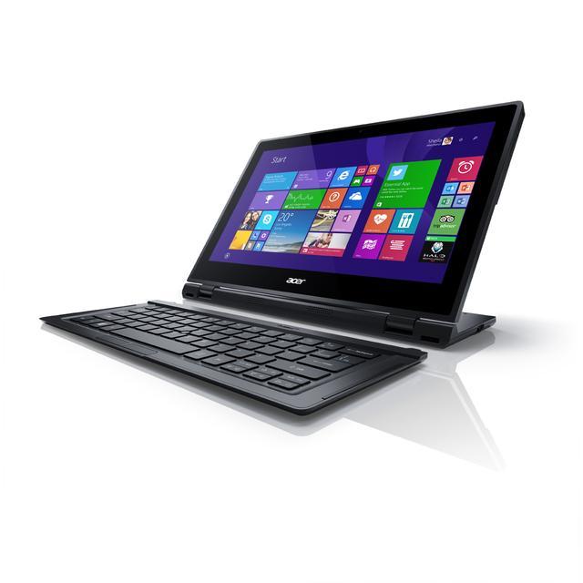 Notebooki 2w1 Od Acera, Już Wkrótce W Sprzedaży