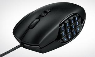 Logitech G 600 MMO Gaming Mouse