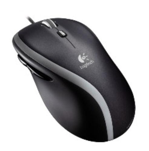 Logitech M500 Corded Mouse 910-001202