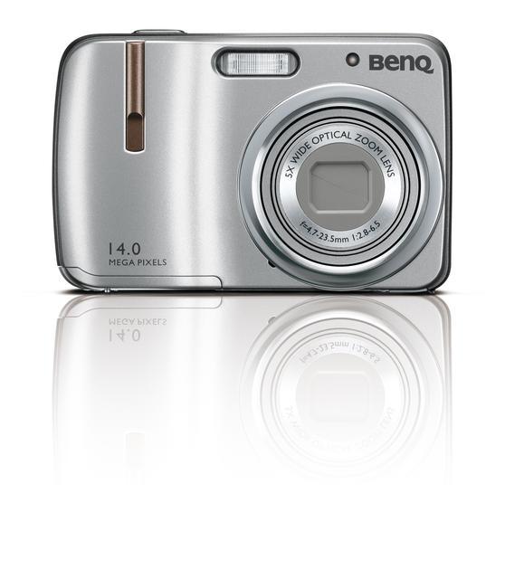 BenQ C1480 – niedrogi kompakt o sporych możliwościach