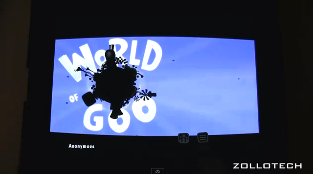 World of Goo - recenzja gry na Apple iPad
