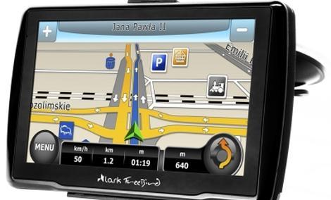 Lark FreeBird 50.2 – nawigacja z 5-calowym ekranem