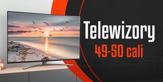 Jaki telewizor 49 i 50 cali? | TOP 7 |