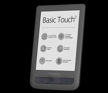 pocketbook touch basic