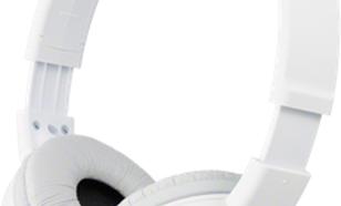 Sony MDR-ZX110W białe