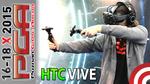 Test HTC Vive - Okulary VR - PGA 2015 - Opinia