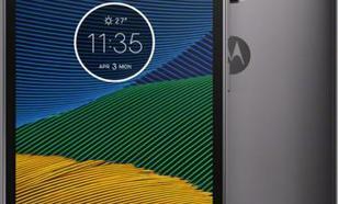 Motorola Moto G5 16GB (PA610003CZ)