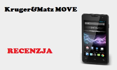 Kruger&Matz Move [RECENZJA]