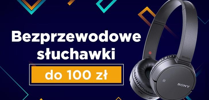 Jakie bezprzewodowe słuchawki nauszne do 100 złotych? |TOP 6|