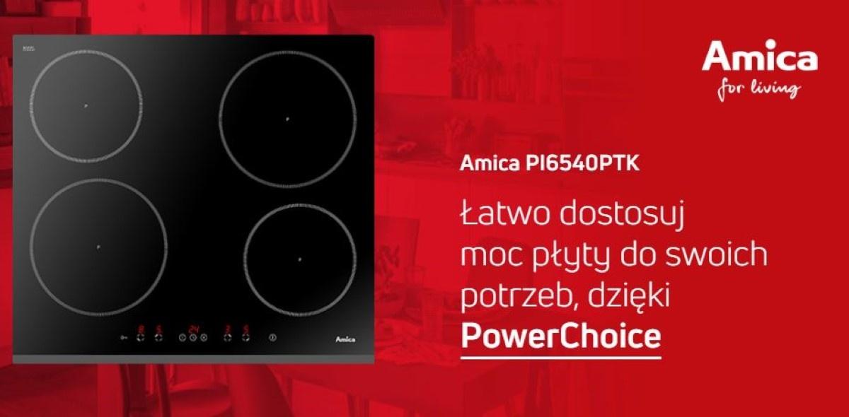 Płyta indukcyjna firmy Amica