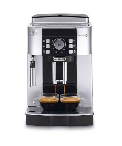 przyrządzanie dwóch kaw w De'Longhi ECAM 21.117.SB