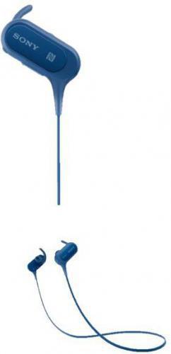 Sony MDRXB50BSL.CE7 niebieski