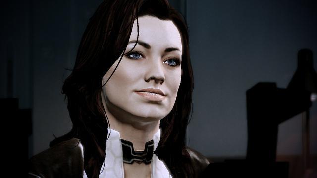 Mass Effect Miranda Lawson