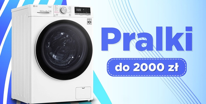 Jaka pralka do 2000 zł? | TOP 5 |