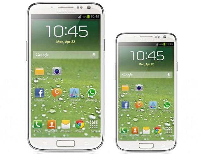 Samsung przedstawia GALAXY S4 mini: wydajny, kompaktowy smartfon