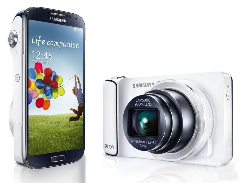 Debiut na rynku europejskim modelu Samsung GALAXY S4 zoom wzbogaconego o nowy moduł LTE