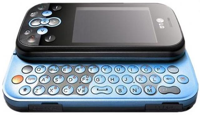 PORADA: Zmiana stylu czcionki - LG KS360