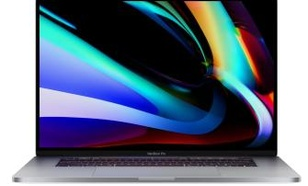"Apple Macbook Pro 16 z Touch Bar 2019 16"" - Intel® Core™ i7 - 16GB"