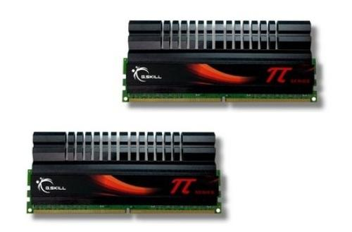 G.SKILL DDR2 4GB (2x2GB) Pi-Black 800MHz CL4