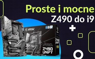 Test MSI MEG Z490 Unify - As bez RGB