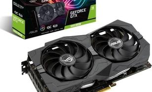 Asus ROG Strix GeForce GTX 1660 SUPER Gaming OC 6GB GDDR6